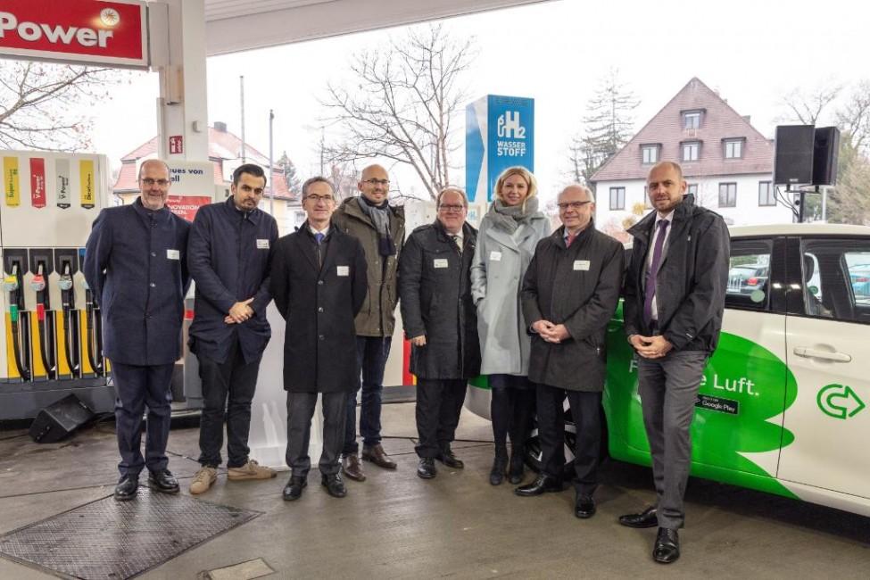 3rd Hydrogen Station in Munich 2 2
