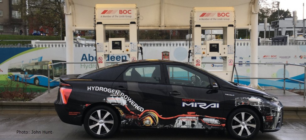 Aberdeen Hydrogen Station Opens to the Public 1 2