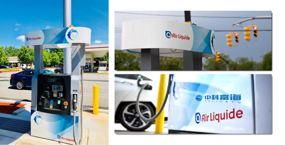 fuel cells works, air liquide, hydrogen