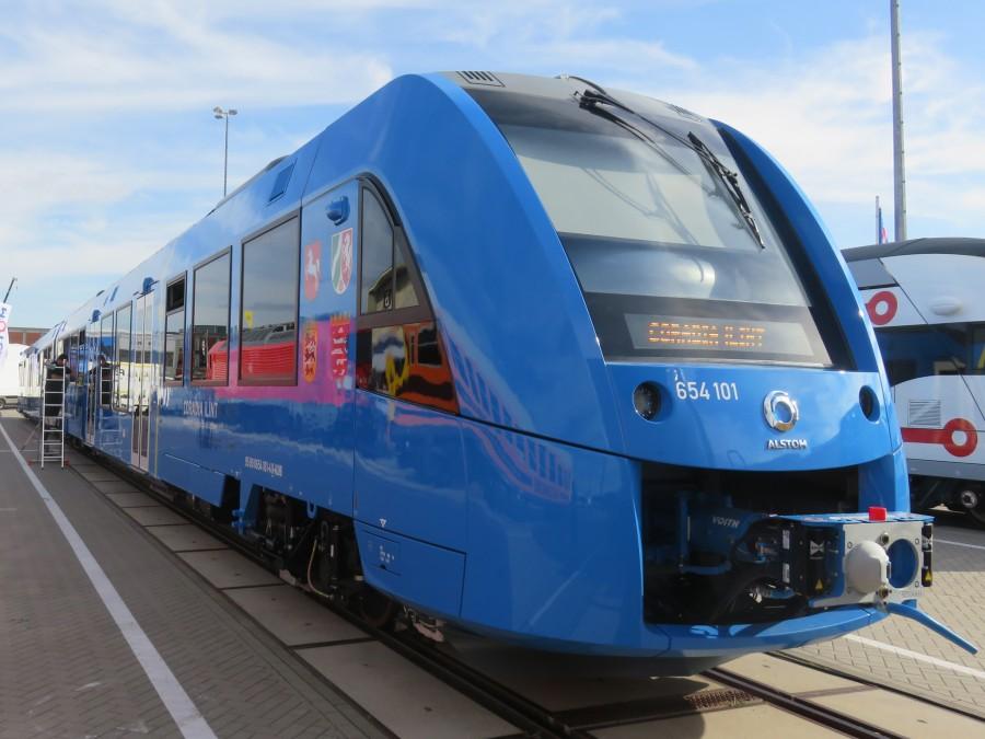 Alston lint Fuel Cell Train 2