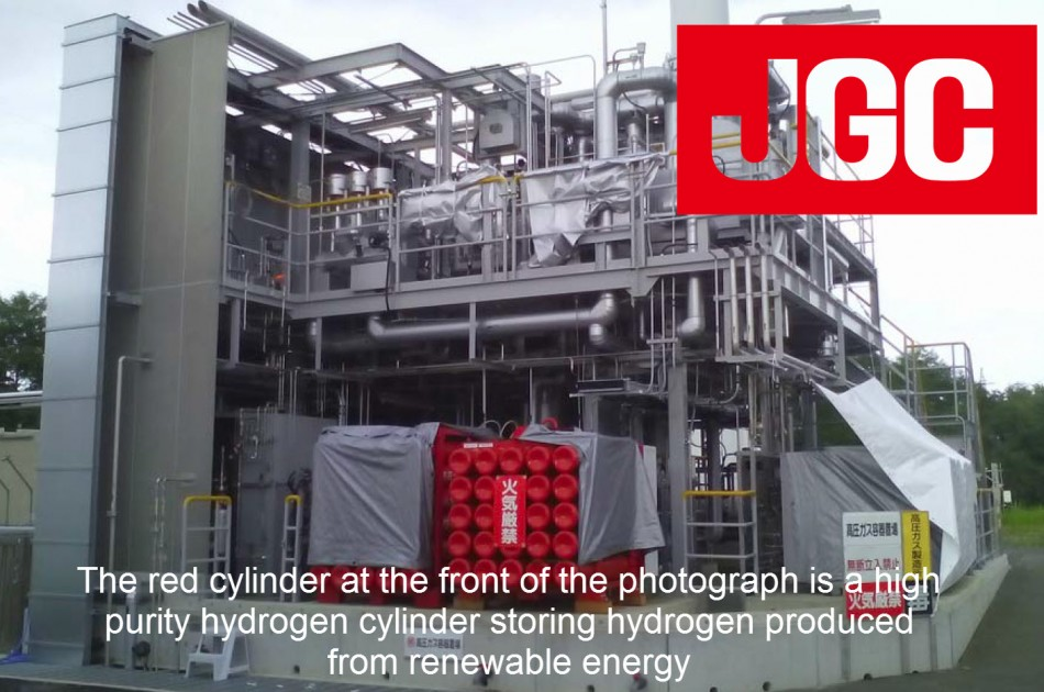 Ammonia Synthesis Demonstration Plant2
