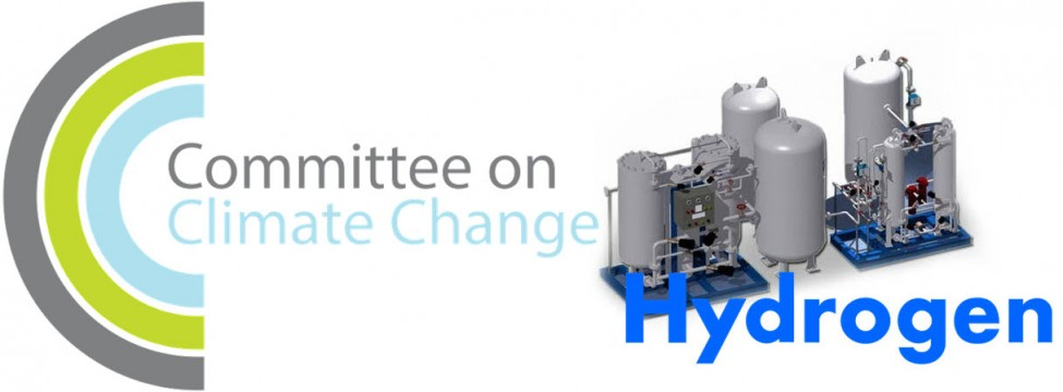 CCC Report on Hydrogen for the UK 2