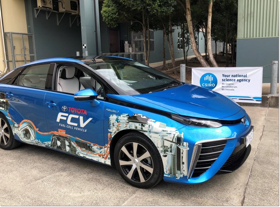 CSIRO hydrogen2 2