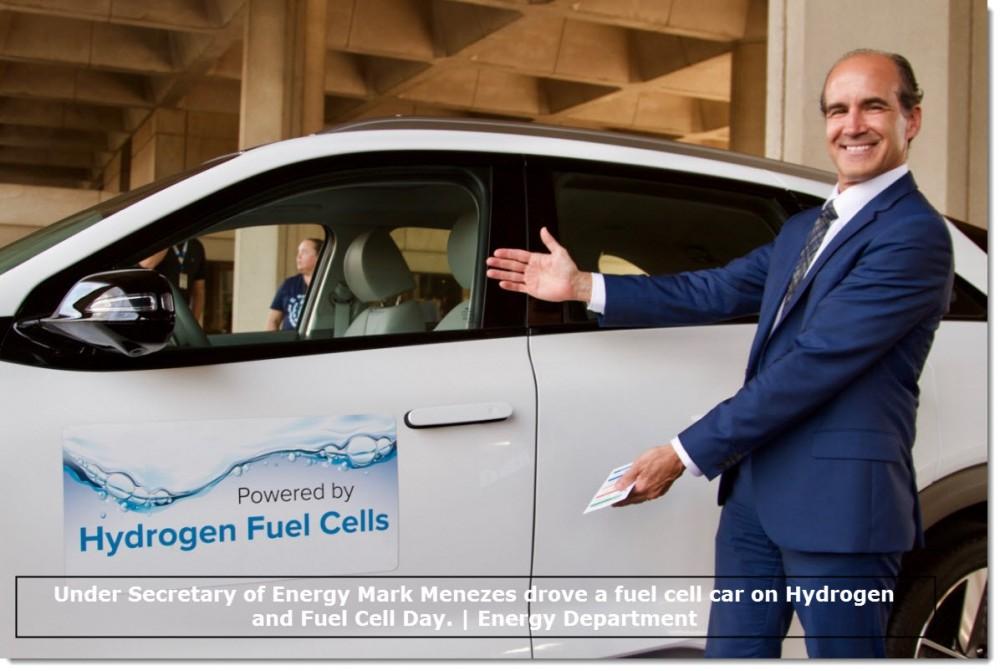 DOE Driving the Hydrogen Future 2