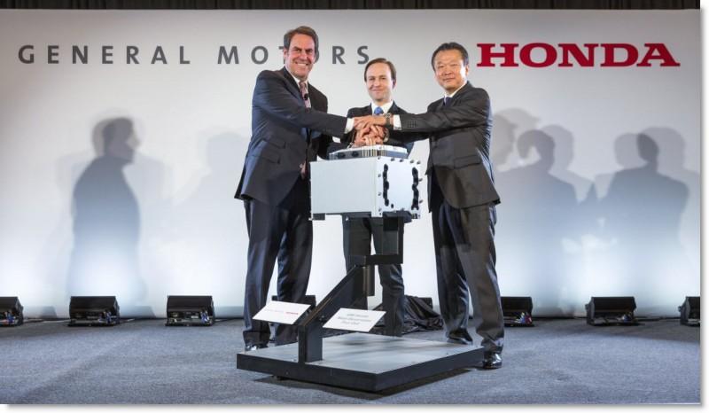 GM Honda Fuel Cell Development2