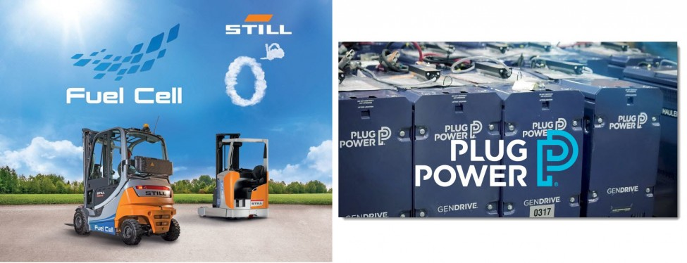 GenDrive Powering Still Fuel Cell Forklifts 2