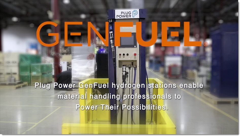 Plug Customers Easily Respond To Hydrogen Demand Peaks With Hybrid Genfuel Fueling Station