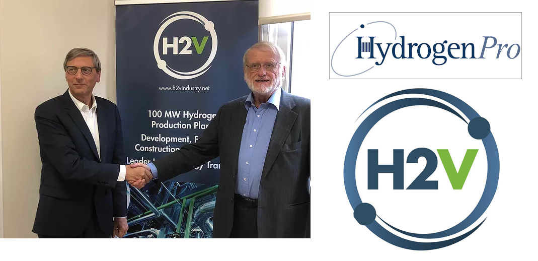 H2V 2B Hydrogen Pro