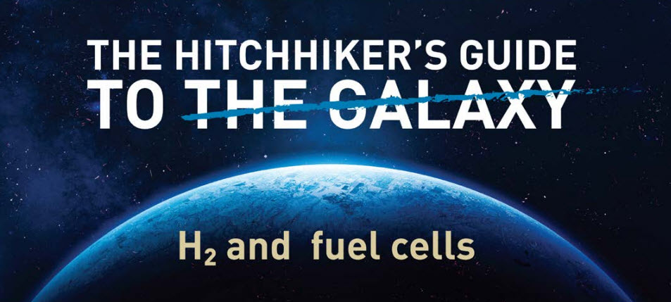Hitchhikers Guide to Hydrogen and Fuel Cells 2