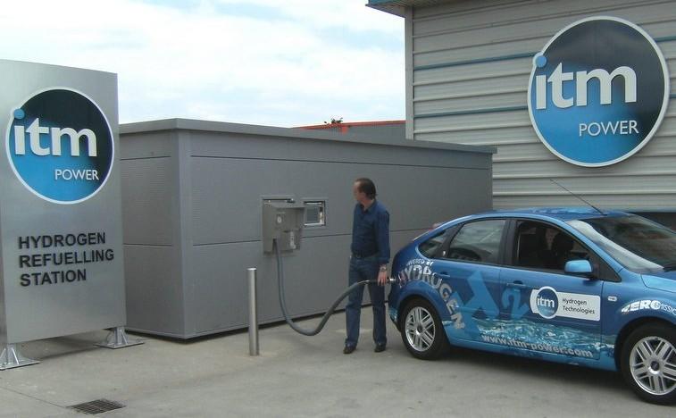 ITM Power Hydrogen Refueling 7