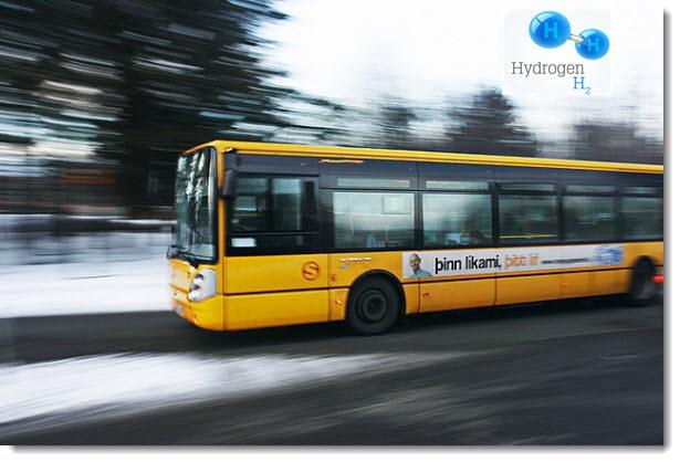Iceland Hydrogen Buses 1