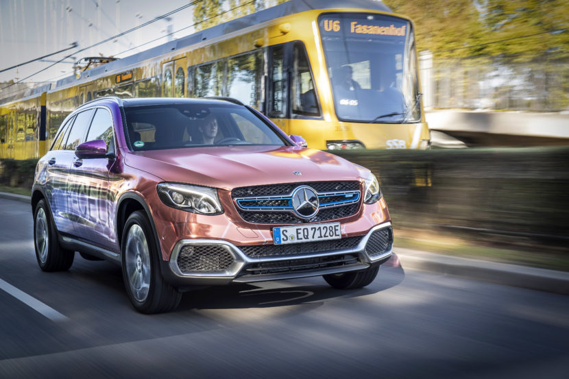 Mercedes GLC F Cell 3 1
