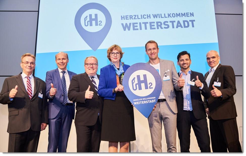 New Hydrogen Station to open in Weiterstadt 1