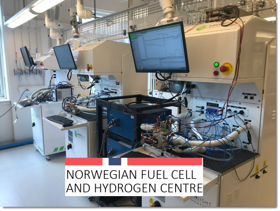 Norwegian Fuel Cell and Hydrogen Center Opens 4
