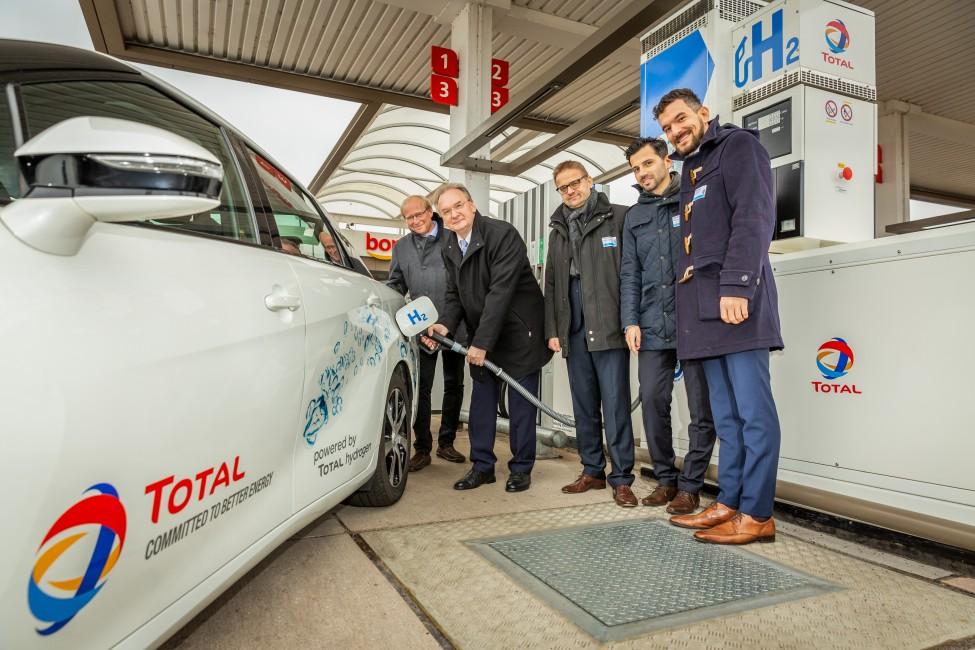 Total New Hydrogen Station Nov 2018 1 2