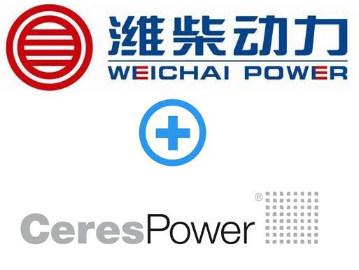 Weichai Power 2B Ceres Power 8
