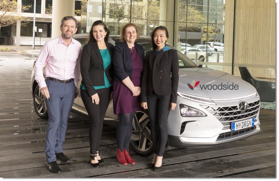 Woodside Hydrogen Team 1