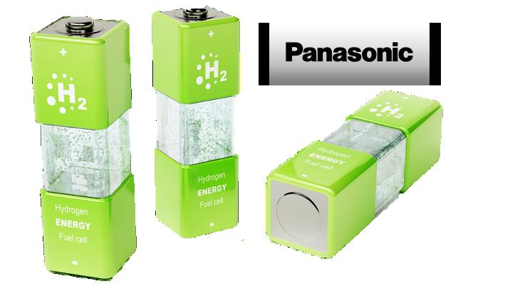 fuel cells Panasonic