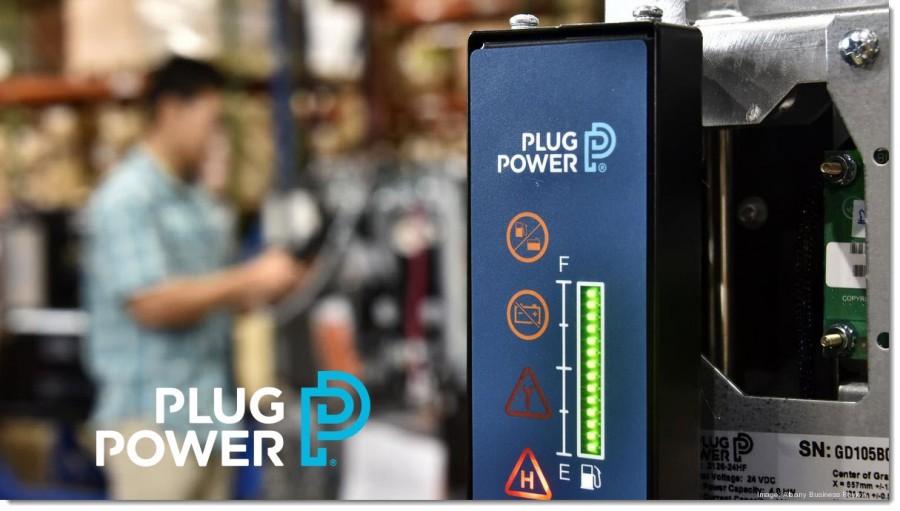 plug power gendrive