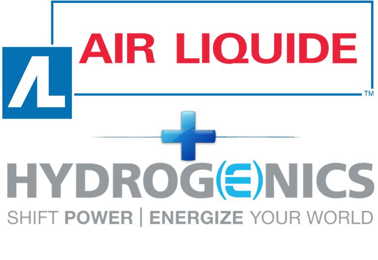 Air Liquide 2B Hydrogenics 3