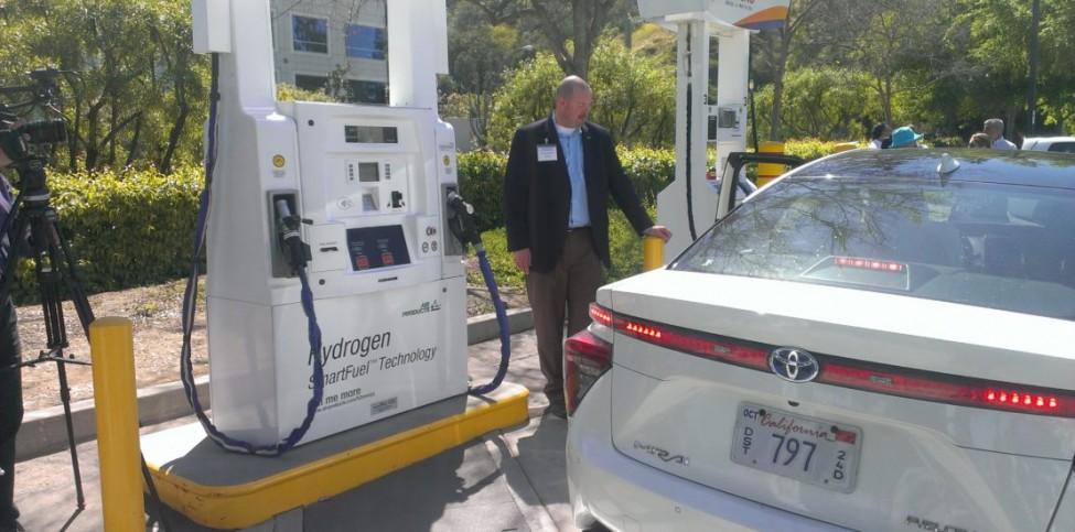 CHBC Calls for Decarbonized Hydrogen for Transportation 3