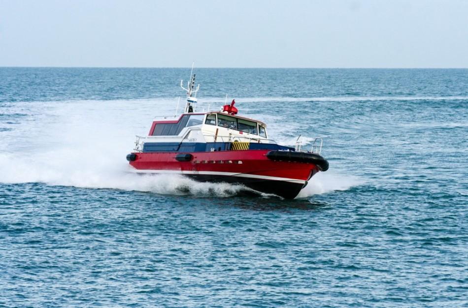 Crewboat tugboats 3