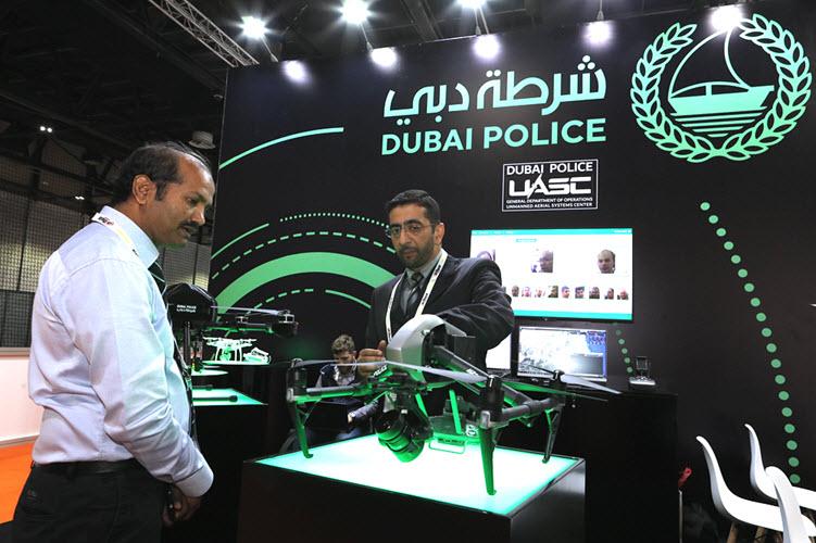 Dubai Police Hydrogen Drone 2 3