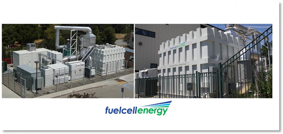FuelCellEnergy SureSource 3000 3