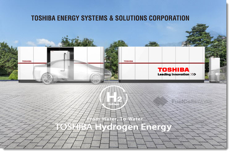 H2 One Toshiba