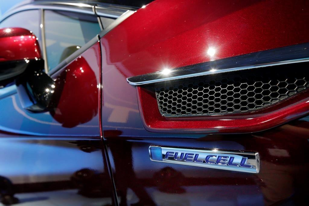 Honda Fuel Cell 3