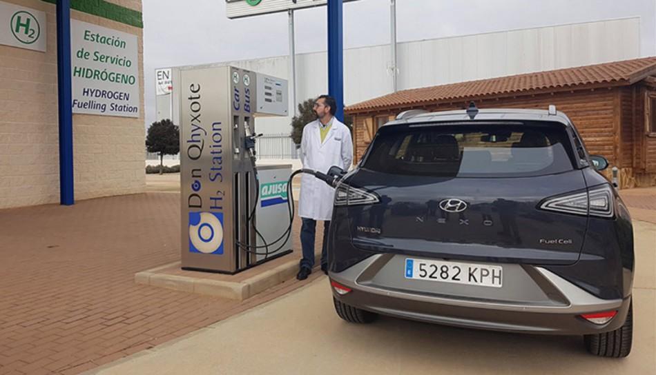 Hyundai Nexo Refills in Spain 1 3