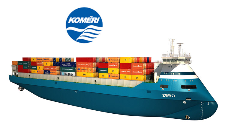 Komeri Fuel Cell Ships Project 3