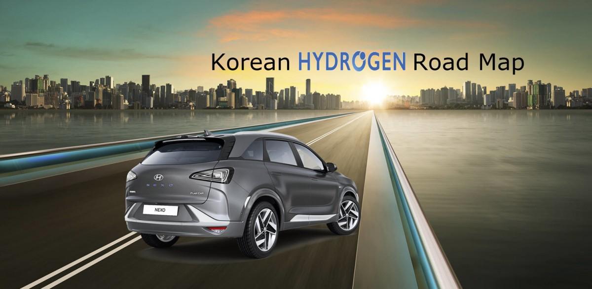 Korean Hydrogen Road Map2 3
