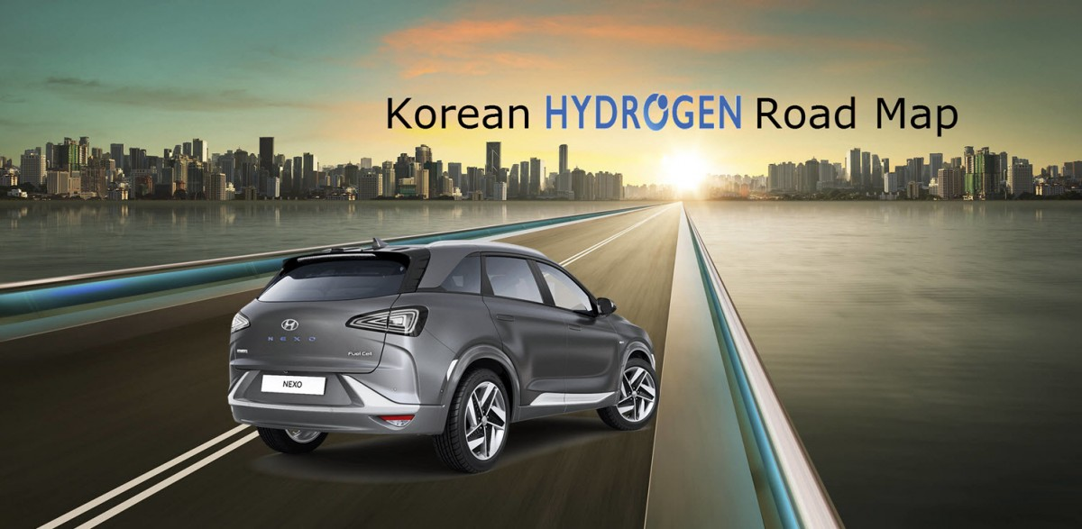 Fuel cells works, South Korean Energy Firms Step Up Hydrogen Investments