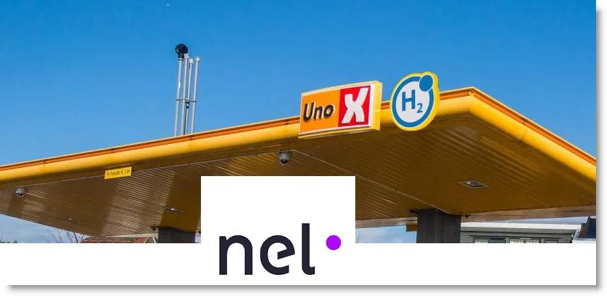 Nel UnoX Hydrogen Fuel Stations 3