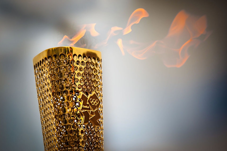 Olympic Torch 3