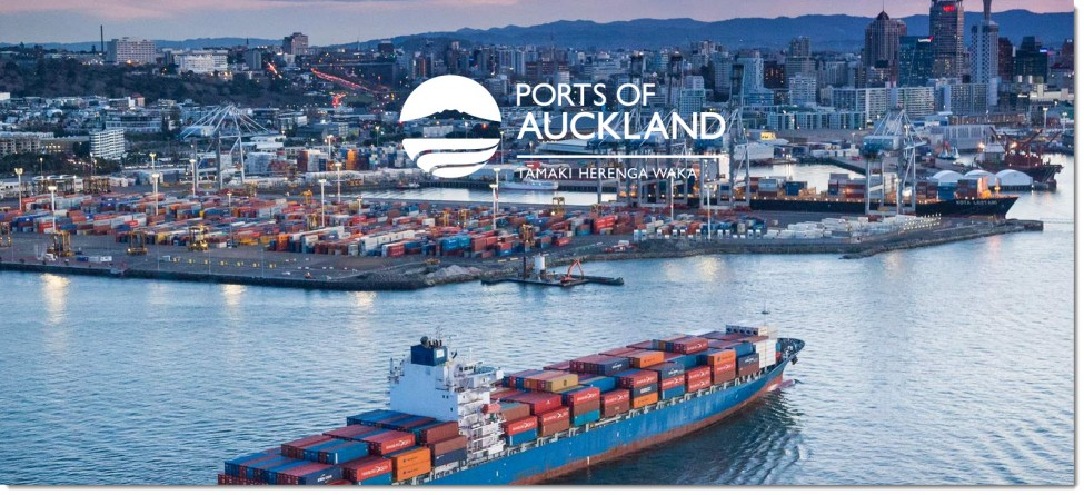Ports of Auckland 3