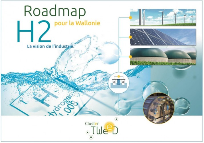 Roadmap for Wallonie 1 3
