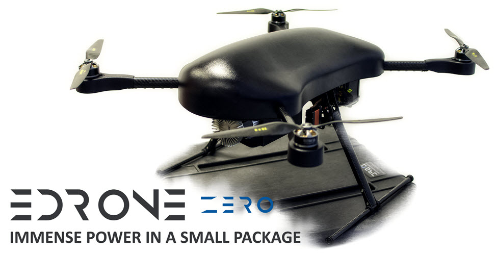 SkyCorp Hydrogen Drone 3