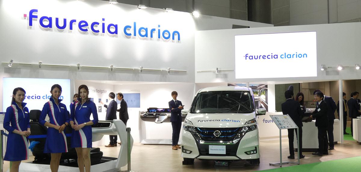 Faurecia Tokyo Motor Show